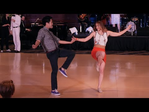 Lindyfest 2014 - Advanced/All-Star Strictly Lindy Hop Finals klip izle