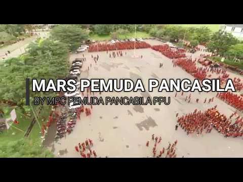 MARS PEMUDA PANCASILA (Lirik)