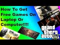 How To Get Free Games On Your Laptop/PC MP3