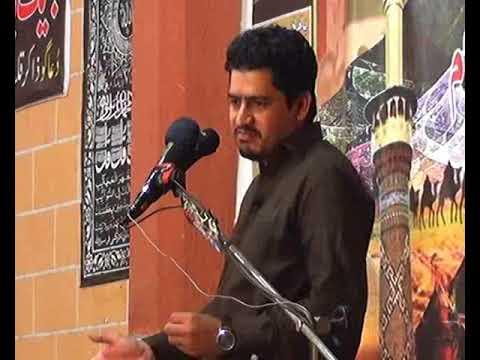 Zakir ali naqi kang  Majlis 13 agusat 2018 Bankay CHema gujranwala