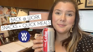 What I Eat in a Day on WW | Down 42 Pounds