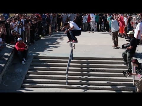 "PRIMITIVE SKATE ""CANADA TOUR"" IN TORONTO, CANADA - DEMO DAYS"