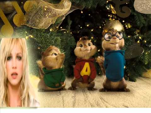 Britney Spears Everytime Alvin And The Chipmunks
