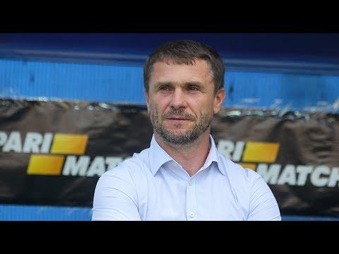 Сергій РЕБРОВ оголосив, що залишає Динамо Київ