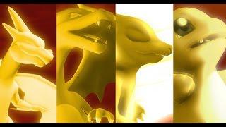 Pokemon X Digimon - Charizard Y