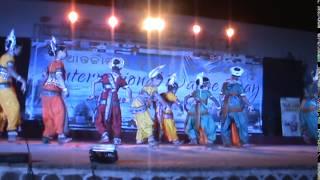 Basanta Pallavi By Maamuni Mishra andFriends