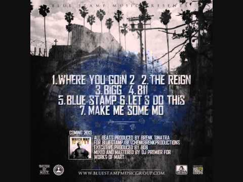 Mc Eiht - Make Me Say Mo (Prod. by Brenk Sinatra) (Scratches by DJ Premier) (2013) (Keep It Hood EP)