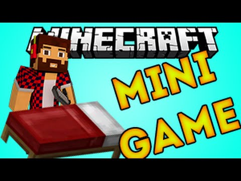 Кроватная Битва - Minecraft PVP Mini-Game (Bed Wars)