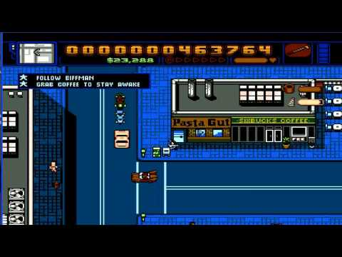 Retro City Rampage PC 1080P HD Playthrough - PT. 11
