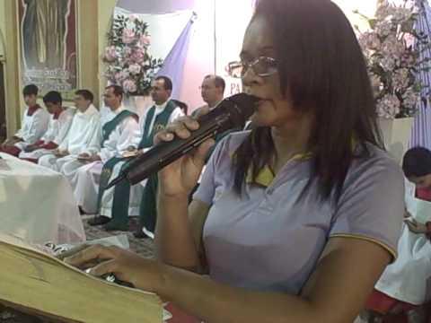 Salmo responsorial cantado