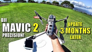 DJI MAVIC 2 PRO Flight Test Review Update - 3 Months Later - PRECISION LANDING