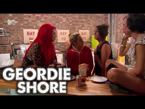 MTV UK - Geordie Shore -  Vicky Is Mental