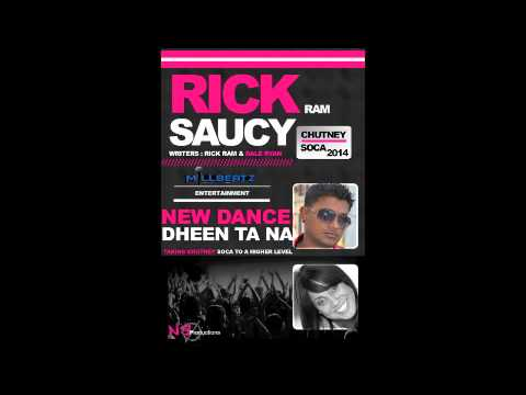 Rick Ramoutar dheem Tana Millbeatz Entertainment video