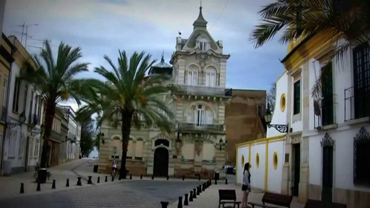 Photos De La Ville De Faro Portugal