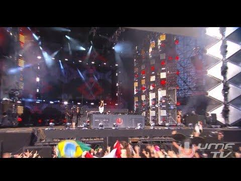 Laidback Luke - Live Concert @ Ultra Music Festival, 2013
