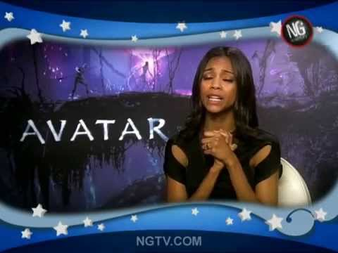 AVATAR Uncensored with James Cameron, Sam Worthington, Zoe Saldana & Carrie Keagan