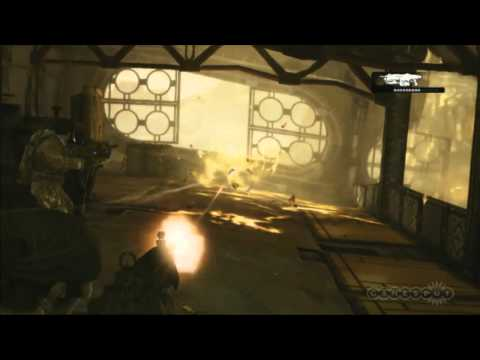 E3 2011 GameSpot Stage Shows - Gears of War 3 Stage Demo (Xbox 360)