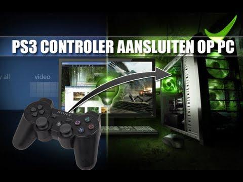 PS3 Controller aansluiten op de PC Tutorial met DS3 Tool [GOEDGEKEURD]