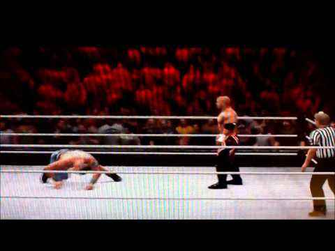 WWE 13:  John Cena Vs Vin Diesel    WHO YOU THINK WOULD WIN????