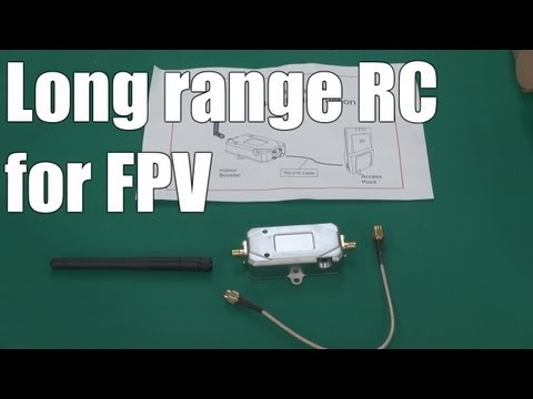 FPV long-range RC options