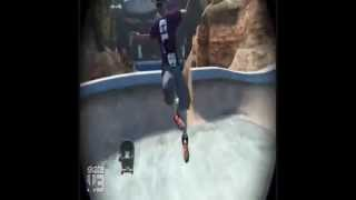 World's hardest tricks on Skate 3 part 2