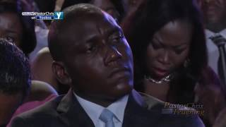 This teaching brought tears to Pastor Chris Oyakhilome's eyes. A MUST WATCH!