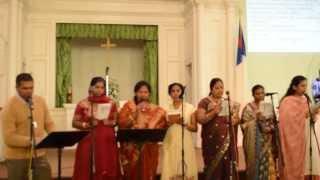 Siluvalo Saagindhi Yaatra    Telugu Christian Worship    సిలువలో సాగింది యాత్ర    utccnj choir