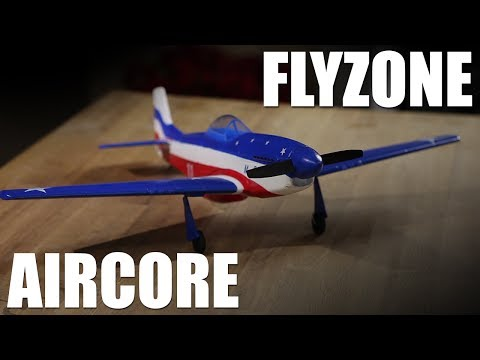 Flite Test - Flyzone AirCore - REVIEW