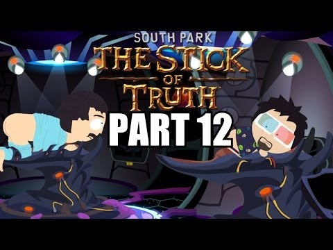 South Park The Stick Of Truth - Randy's Space Adventure - Walkthrough Part 12 - PC Gameplay Review
