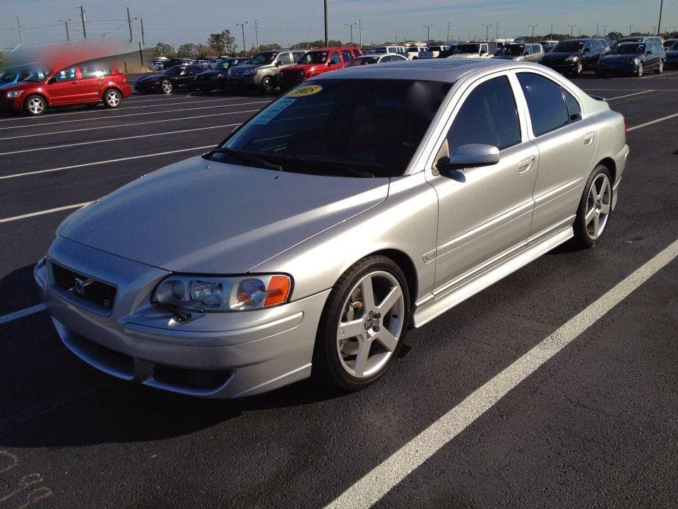 2005 Volvo S60 R AWD T5 Start Up, Quick Tour, & Rev With Exhaust View - 83K - YouTube