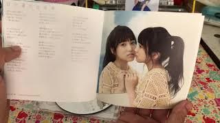แกะกล่อง CD AKB48 sentimental Train ตามหาเฌอ มิว