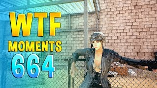 PUBG WTF Funny Daily Moments Highlights Ep 664
