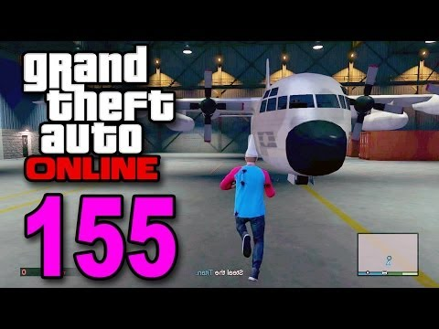 Grand Theft Auto 5 Multiplayer - Part 155 - TITAN SUCCESS! (GTA Online Let's Play)