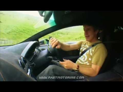 Lamborghini Murcielago LP670-4 SV Review by Fifth Gear