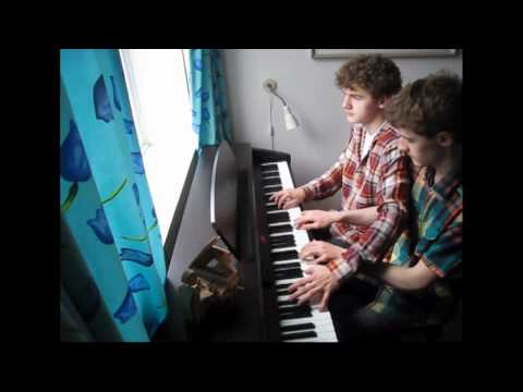 Alligator Sky - Owl City - (piano Cover) - All Things Bright And Beautiful video