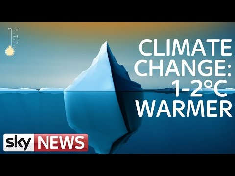 Climate Change: What Happens If The World Warms Up By 2°C?