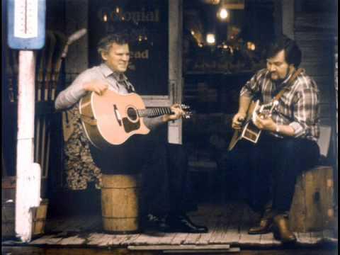 Doc&Merle Watson - Natural Born Gamblin' Man (live)