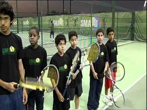 Smash Tennis Academy Promo