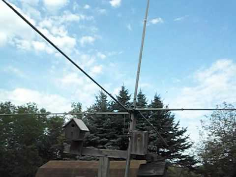 Penetrator 500 5/8 wave CB antenna. AWESOME ANTENNA!!!!!