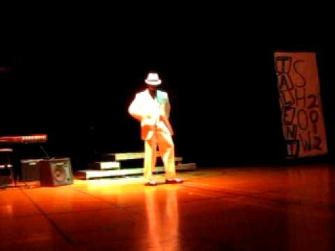 Diandre Wilson Michael Jackson Smooth Criminal video