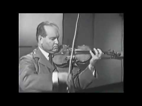 David Oistrakh - Ravel - Tzigane