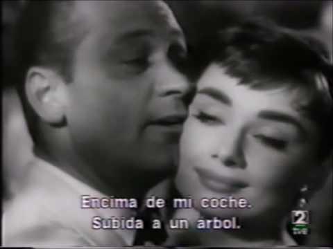 """Billy Wilder Y Hubert De Givenchy Recuerdan """"Sabrina"""" (""""Sabrina"""" Memories)"""