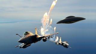 Força Aérea russa cede imagens de OVNIS discos voadores