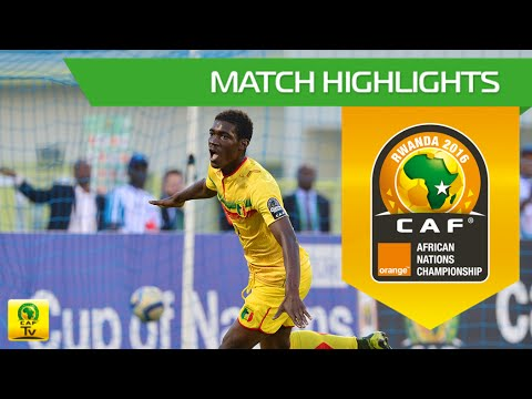 Mali vs Côte D'Ivoire (SF) | Orange African Nations Championship, Rwanda 2016
