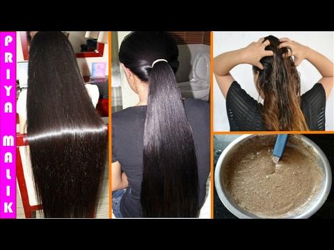 SUPER STRONG LONG THICK BLACK HAIR GROWTH, TURN THIN HAIR TO THICK HAIR NATURALLY HOMEMADE HAIR MASK