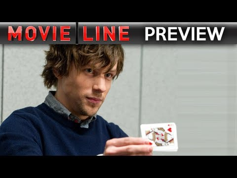 Inside Look : Now You See Me with Mark Ruffalo and Jesse Eisenberg