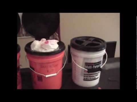 Hygiene/Sanitation Preparedness Kit- Video #1