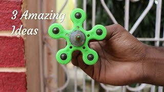 3 Amazing ideas DIY TOYs
