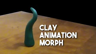 Clay Animation Morph