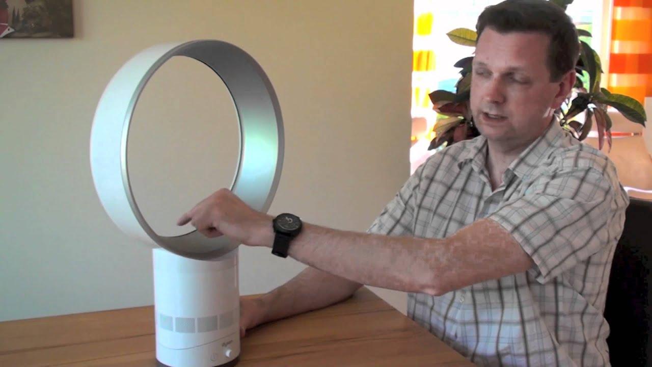 dyson air multiplier am01 der etwas andere ventilator youtube. Black Bedroom Furniture Sets. Home Design Ideas